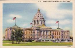 Minnesota State Capitol Saint Paul Minnesota