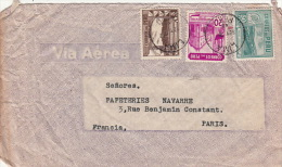 Pérou Lima Lettre Pour La France - Pérou