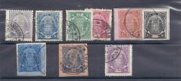 140020170  CÑIA MOZAMBIQUE  PORTUGAL  YVERT  Nº   15/7+22/6 - Mozambique