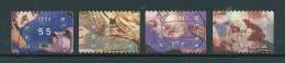 1996 Netherlands Complete Set Christmas,kerst,noël,weihnachten Used/gebruikt/oblitere - Periode 1980-... (Beatrix)