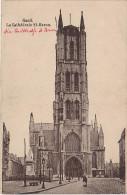 CPA - AK Gand Gent La Cathedrale St. Bavon Belgien Belgique Bei Brugge Brügge Brüssel Bruxelles Liege Lüttich Namur - Gent