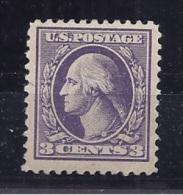 UnitedStates1917-19: Scott501mnh** Cat.Value $25.00 - Unused Stamps
