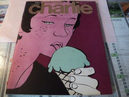CHARLIE MENSUEL N°118 DE NOVEMBRE 1978. CABU / PEANUTS / MARYSE WOLINSKI / AUTHEMAN... ANDREVON / PICHARD / PROFESSEUR - Magazines