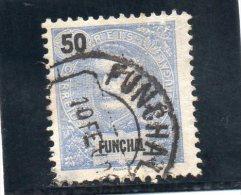 FUNCHAL 1897-1905 O - Funchal