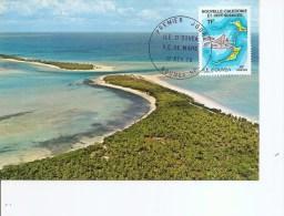 Iles -Ouv�a ( CM de Nouvelle-Cal�donie de 1979 � voir)