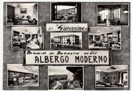 POGGIO DI BERCETO - ALBERGO MODERNO - DA GIOVANNINO - PARMA - 1960 - Parma
