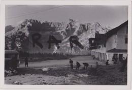 DOLOMITES EN 1948,trenti Haut Adige Et Vénétie,trentino Alto Adige,arrivée Des Chercheurs,rare - Unclassified