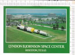LYNDON   B.  JOHNSON  SPACE  CENTER  -   HOUSTON  -  Texas - Houston