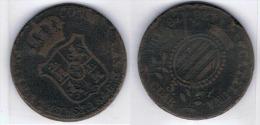 ESPAÑA ISABEL II 3 QUARTOS CATALUÑA 1846 - [ 1] …-1931 : Reino