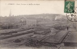 Evreux - Poste, Bureaux Et Ateliers Du Dépôt - Evreux
