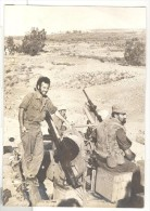 "Lot De 20 Photos D'actualité  ""Israel En Guerre"" - Format 13 X 18 Cm - Guerra, Militari"