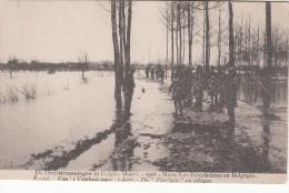 Ramp Der Overstroomingen Van 12 Maart 1906, Kastel Van 't Veerhuis Naar 't Dorp (pk18531) - Hamme