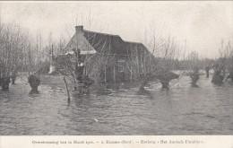 Ramp Der Overstroomingen Van 12 Maart 1906, Hamme Bunt, Herberg Het Aardsch Paradijs (pk18537) - Hamme