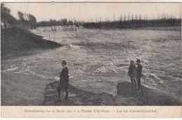 Ramp Der Overstroomingen Van 12 Maart 1906, Hamme Drij Goten, Eén Der Scheldedijkbreuken (pk18539) - Hamme