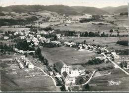 BAN - De - LAVELINE     (  88  )   Vue  Panoramique  Aérienne    -   Carte  S.m  Dentelée - Autres Communes