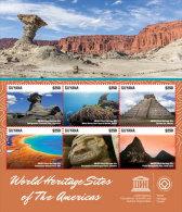 Guyana-2015-UN World Heritage Sites Of Americas - Unclassified