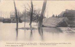 Ramp Der Overstroomingen Van 12 Maart 1906, Steenweg Moerzeker Hamme (pk18542) - Hamme