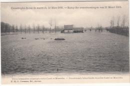 Ramp Der Overstroomingen Van 12 Maart 1906 Overstroomde Labeurlanden Tusschen Castel En Moerzeke 06 (pk18544) - Hamme