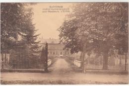 Sleidinge, Sleydinge; Institut Hydrothérapique Pour Messieurs, L'entrée (pk18550) - Belgique