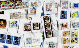 Slovakia KILOWARE MissionBag 100g (3½oz) 60% Commemoratives 40% Definitives Stamp Mixt   [vrac Kilowaar Kilovara Mixture - Slovaquie