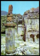 Russia USSR Stationery PC 3kop 1979 ARMENIA Goris Region, The Village Of Tatev, Swinging Pillar 895 Years - Armenia