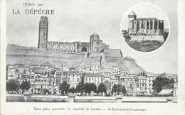 "/ CPA FRANCE 31 ""Saint Bertrand De Comminges, La Citadelle De Lérida"" - Saint Bertrand De Comminges"