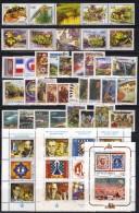 Yugoslavia,Complete Year 1995.,MNH - 1945-1992 Socialist Federal Republic Of Yugoslavia