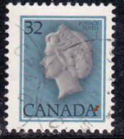 Canada 1983 N°Y.T. :  837 Obl. - 1952-.... Reinado De Elizabeth II
