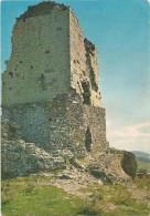 A3382 Osilo (Sassari) - Castello Dei Malaspina - Chateau Castle Schloss Castillo / Viaggiata 1982 - Altre Città