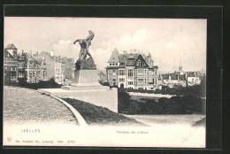 AK Ixelles, Tombeau Des Litteurs - Ixelles - Elsene
