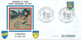 Cyclisme    1975 Limoges Championnats De France - Cyclisme