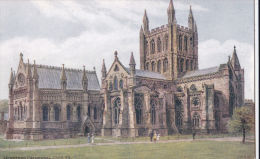 A.R. QUINTON. HEREFORD CATHEDRAL - Quinton, AR