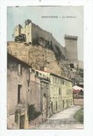 Cp , 30 , BEAUCAIRE , Le Château , Vierge - Beaucaire