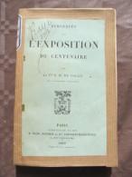 REMARQUES SUR L EXPOSITION DU CENTENAIRE DE VOGUE 1889 TOUR EIFFEL EXOTIQUE COLONIES PALAIS DE LA FORCE UNIVERSELLE - Livres, BD, Revues