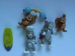 Kinder Tom Et Jerry : Lot Incomplets - Cartoons