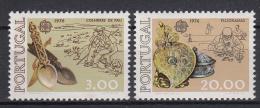 EUROPA - CEPT - Michel - 1976 - PORTUGAL - Nr 1311/12-  MNH** - Europa-CEPT