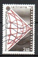 FRANCE. N°2270 Oblitéré De 1983. Europa´83/Le Cinéma.
