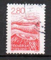 FRANCE. N�2951 oblit�r� de 1995. Volcan.