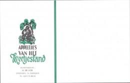 Kaart Appeltjes Meetjesland - A. De Vos - Evergem - Cartes De Visite