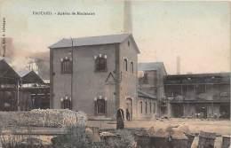 54 - RefU028 - FROUARD - Aciéries De Montataire - Très Beau Cliché Colorisé - Frouard