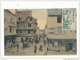 NOGENT LE ROI MAISONS DU 15 SIECLE CP0A BON ETAT - France