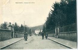 54 - Baccarat : Avenue De La Gare - Baccarat