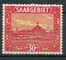 SG 90 ** - Landschaftsbilder (III) 1922 - 1920-35 Saargebiet – Abstimmungsgebiet