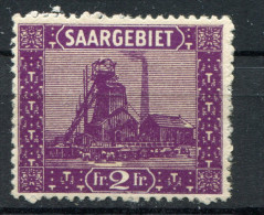 SG 95 ** - Landschaftsbilder (III) 1922 - Ungebraucht