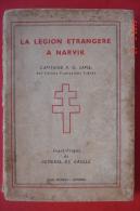 """""""La Légion Etrangère à Narvik.Capitaine P.O Lapie.Ed John Murrrey.Londres.Edition Originale 1941. - Français"""