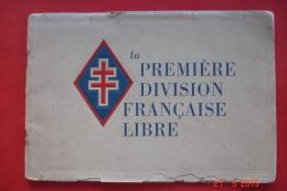 """""""la Première Division Française Libre""""Imp Draeger 1945. - Libri"""