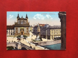 SLOVENIA - LUBIANA LJUBLJANA - MARIJIN TAG  - VIAGGIATA A BOLOGNA   NEL 1912  - EDITORE L.PEVALEK - LUBIANA - Slovenia