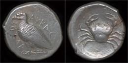 Sicily Akragas AR Tetradrachm - Greek