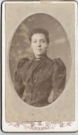 Photographie Ancienne, CDV, Carte De Visite, Richou (Etampes, France), Portrait Femme - Photographs
