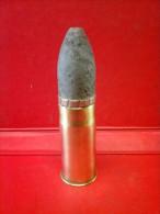 ww1 obus 37mm de fouille
